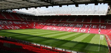 Old Trafford Stadium, Manchester United