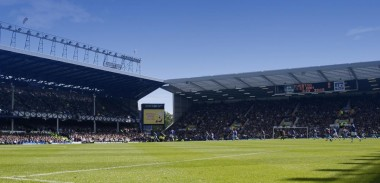 Goodison Park, Everton