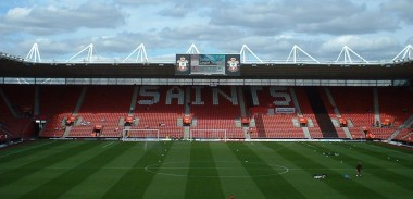 Southampton football ground, St Marys
