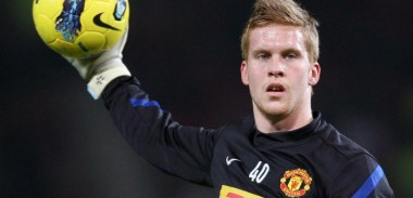 Ben Amos Manchester United