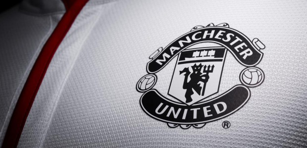 Manchester United Away Kit Crest