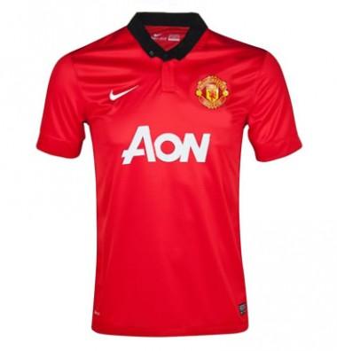 Manchester United Kit 13/14