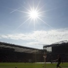old-trafford-sunshine