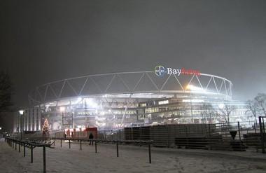 BayArena - Leverkusen