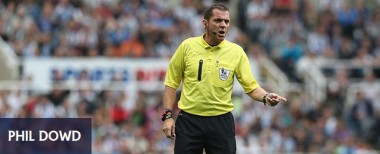 Phil Dowd - Referee