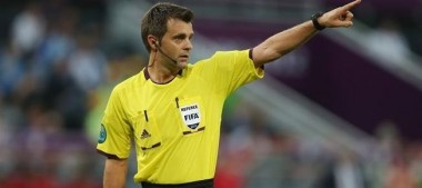 Gianluca Rocchi Referee