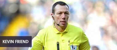 Kevin Friend referee