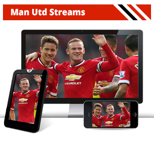 Manchester United Streaming - Man Utd Streams - Watch Man United Live Free Online