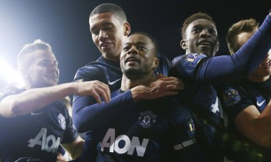 Manchester United Patrice Evra